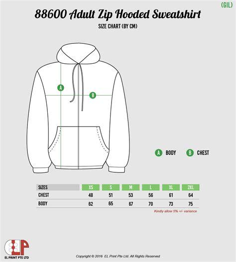 Hoodie Zipper Gildan 88600 Size gildan hoodie with zip