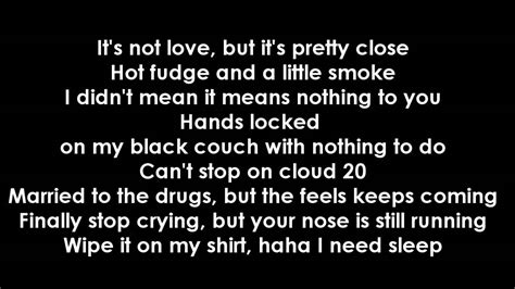jhene aiko bed peace lyrics jhene aiko ft childish gambino bed peace lyrics youtube