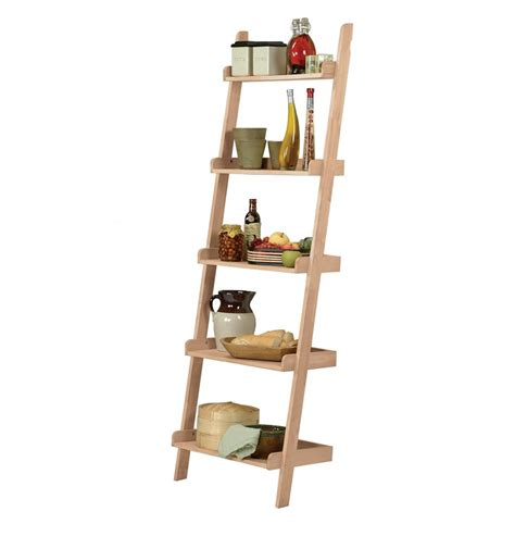 26 inch leaning ladder bookshelfs simply woods