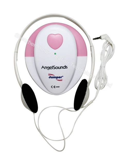 Detox Through Mhz by Angelsounds Portable Pocket Fetal Doppler Effective With
