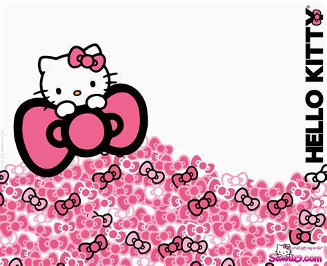 wallpaper hello kitty pink cute pink hello kitty wallpaper