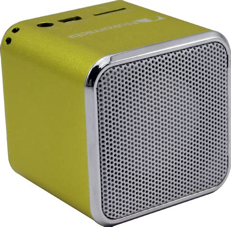 Speaker Mini Nakamichi nakamichi mini speaker green shop your way shopping earn points on tools