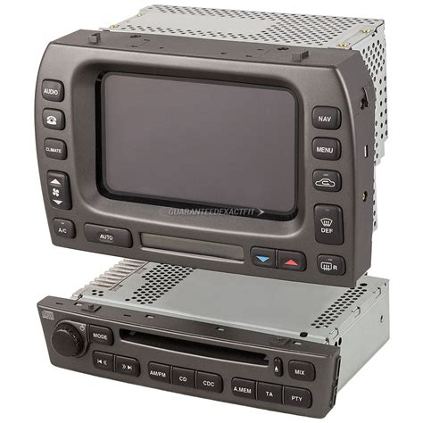 Car Radio Types by Jaguar X Type Radio Or Cd Player Parts View Part