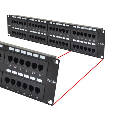 cat6 patch panel wiring diagram cat5e patch panel