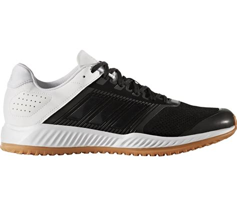 adidas zg bounce s shoes white black buy it at the keller sports shop
