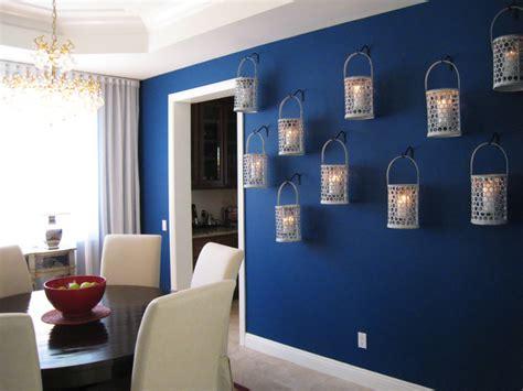 blue rooms black design