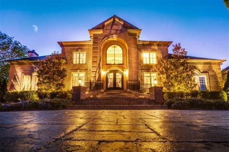 Shelton House by 11 000 Square Foot Brick Mansion In Brentwood Tn Homes