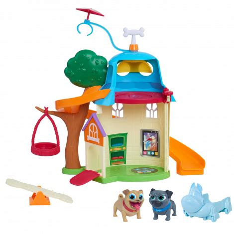 puppy pals puppy pals mission a lift the flap book books puppy pals doghouse playset just play toys for