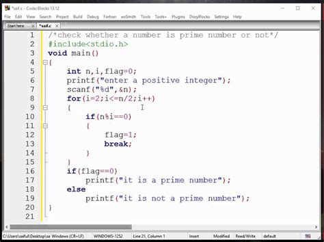 numbers pattern in c language c programming bangla tutorial 26 check whether a number