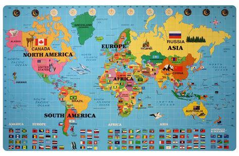 map world puzzle world map puzzle