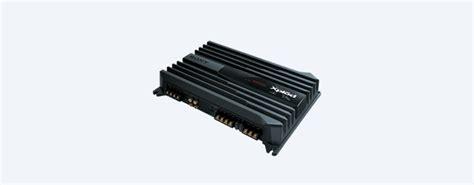 4 Channel Stereo Lifier Sony Xm N1004 Power 4ch 4 channel stereo lifier xm n1004 sony uk