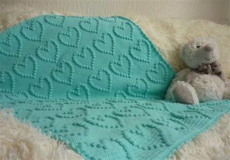 heart pattern crochet blanket crochet bobble heart blanket crochet kingdom