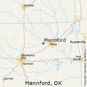 places    mannford oklahoma