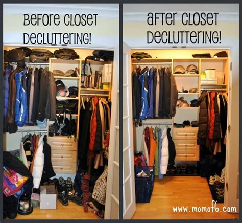clean out closet an organized closet means a better style centsibly