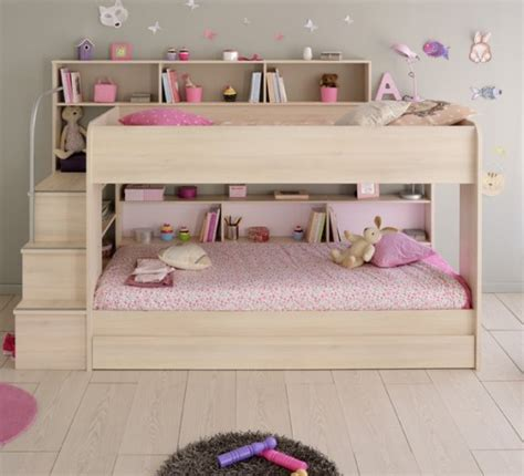 beds for teenagers anderson acacia bunk bed with truckle for children in s a