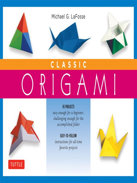 classic origami for beginners kit ebook new york