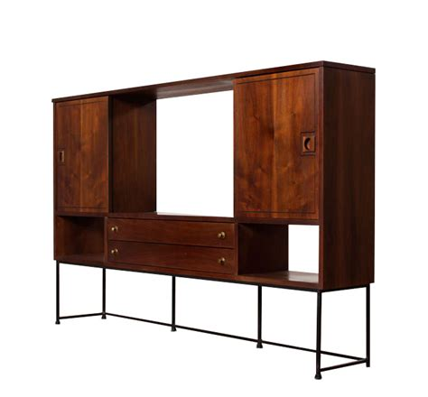 Mid Century Modern Room Divider Bookcase By Stanley Mid Century Modern Room Divider