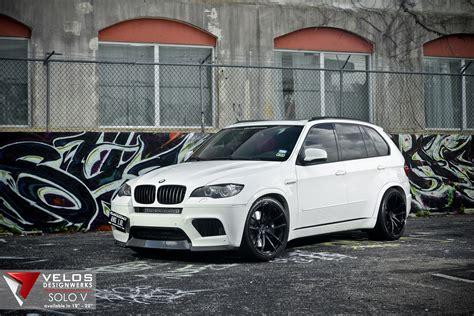 Pdf Italian Rims For 2011 Bmw 550i by Alpine White Bmw X5m On 22 Quot Velos V Wheels Velos