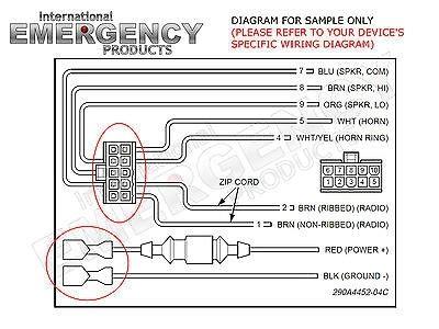 federal signal pa300 siren wiring diagram wiring diagram