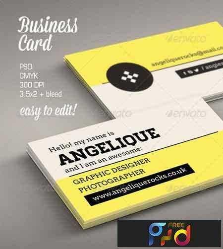 business card template lightroom 1703128 modern business card 6307857 free psd