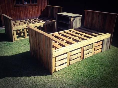 diy pallet bed with storage tutorial diy pallet beds with storage diy pallet bed pallets and storage