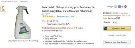 Comment Faire Briller De L Inox by Nettoyer Acier Inoxydable Entretenir Inox Faire Briller