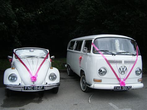 Wedding Car Etiquette Uk by Vw Beetle Cer Buses East Wedding Car Hire For