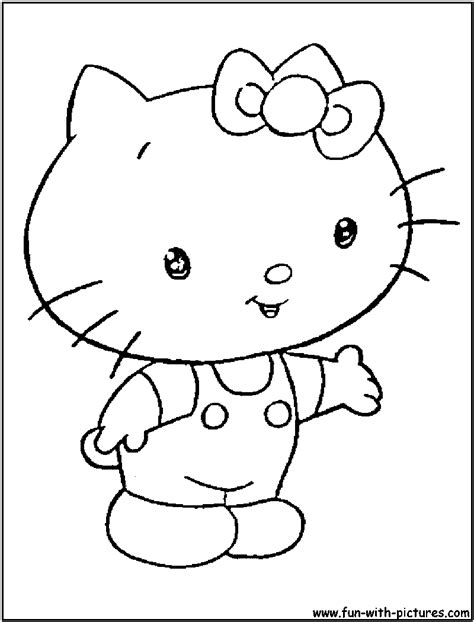 coloring pictures baby cat baby cat coloring pages coloring home