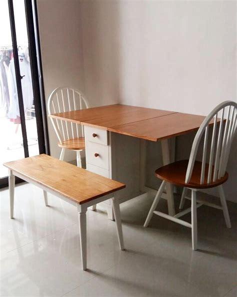 Meja Makan Lesehan Lipat 15 model meja makan lipat minimalis terbaru 2018 dekor rumah