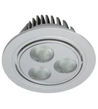 Downlight 3watt spot lights