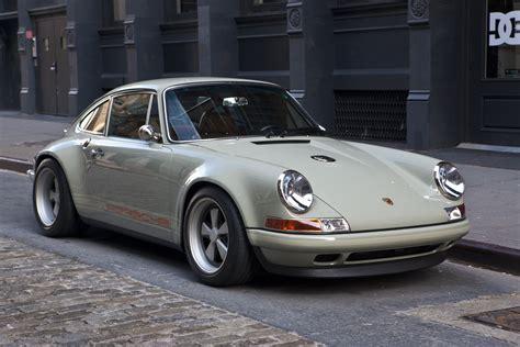 You Porsche 911 Porsche 911 By Singer Vehicle Design My