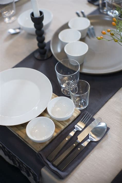ikea tafel dekken 17 beste idee 235 n over tafel bestek op pinterest couverts