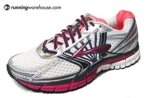 brooks adrenaline gts  sneak peek running warehouse blog