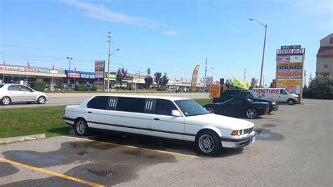 bmw limousine bmw 7 series limousine