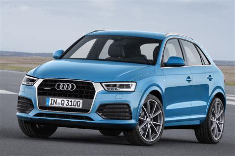 Audi Q3 2015 by Audi Q3 2015 Periodismo Motor