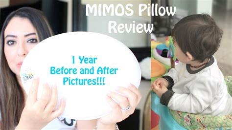 mimos baby pillow baby flat mimos pillow review 1 year after with