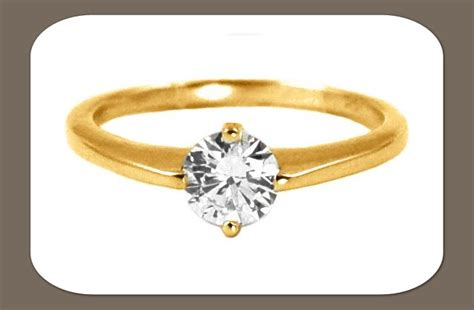 ethical engagement rings simple gold band