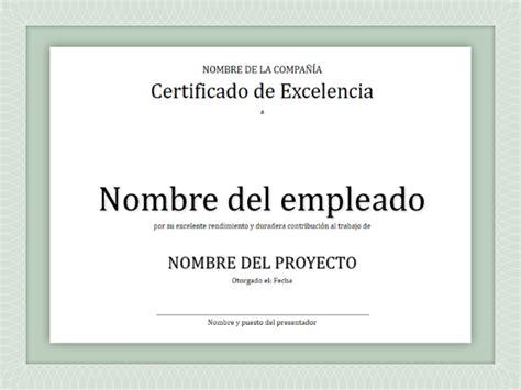 formato de certificado de reconocimiento gratis mejor apexwallpapers certificado de excelencia del empleado office templates