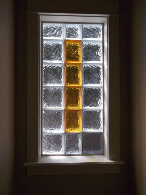 colored glass blocks decorative glass block borders for a shower wall or windows
