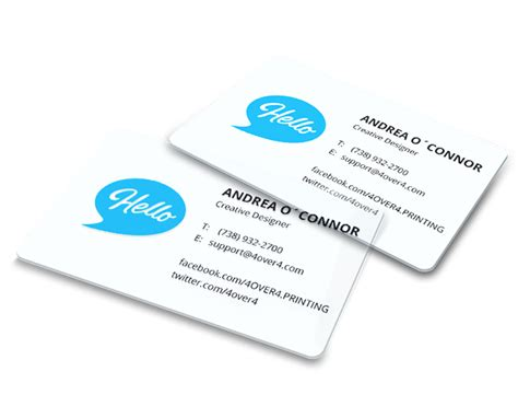 transparent business card template plastic business cards images business card template