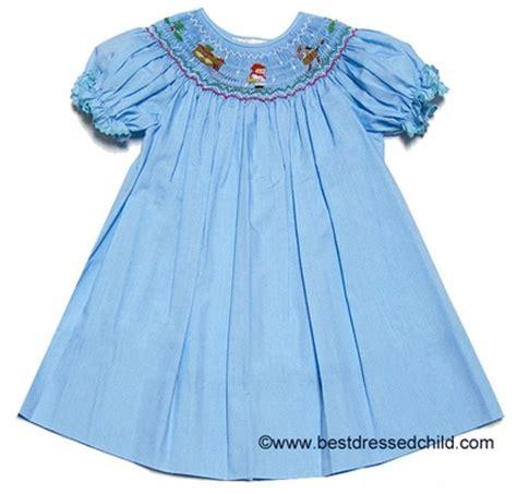 light blue toddler dress rosalina baby toddler light blue smocked