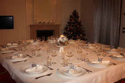 tavola natalizia e argento ale s cos 236 232 fatto tavola di natale