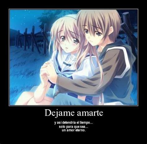 imagenes romanticas en anime anime de amor