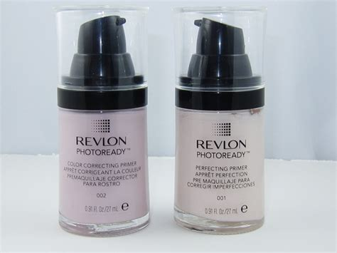 Revlon Primer the muse recommends revlon photoready perfecting primer