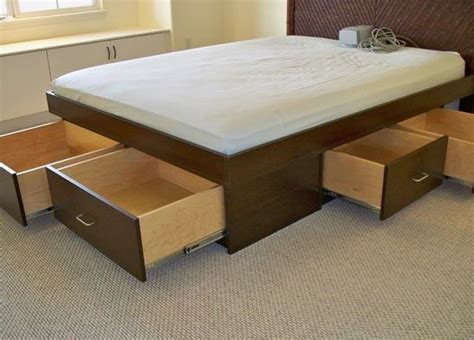 bed with drawers under under bed storage 6 most popular ideas and solutions trunk beds with drawers