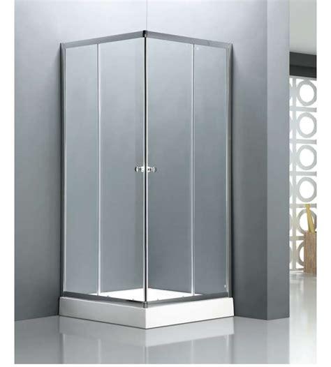 cabina doccia 80x80 box doccia quot a1900t f quot quadrata 80x80 cm