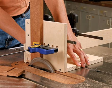 make woodworking jigs tablesaw tenoning jig finewoodworking