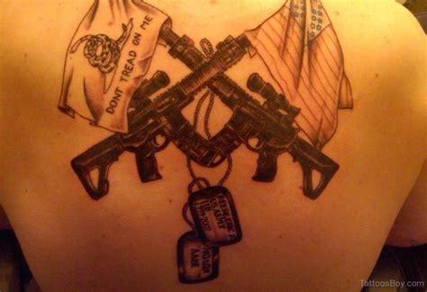 tattoo gun back gun tattoos tattoo designs tattoo pictures page 11
