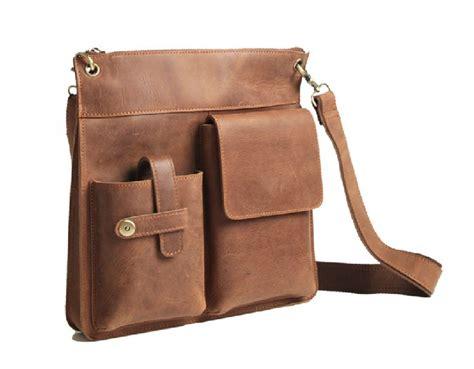 brown leather messenger bag for messengers bag vintage brown leather messenger bag bagswish