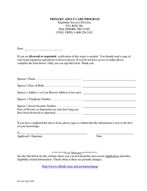 28 free separation agreement template nc best